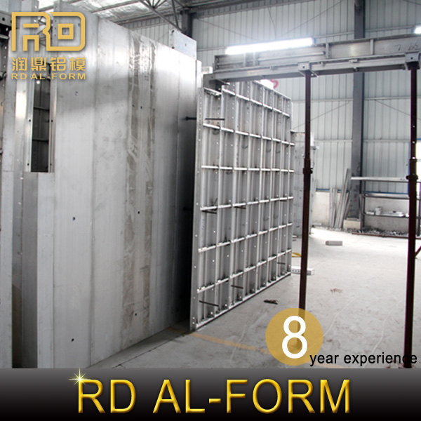 RD formwork System Trading Company Smooth surface Panel Agent sell to Saudi Arabia