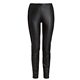 Factory direct sale trendy women's pu coated sexy tight leather pants
