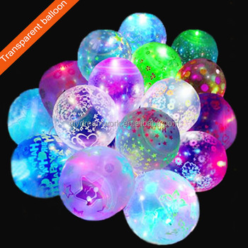 birthday color set lighting pack dp led party balloons amazon pcs up quality inch light balloon com premium mixed