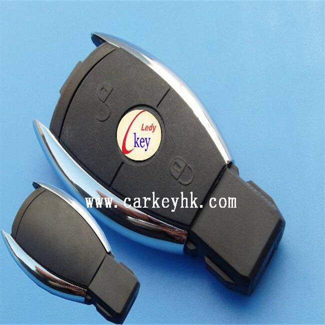 Smart Key Shell with the Plastic Board For Mercedes-Benz W211 S01011