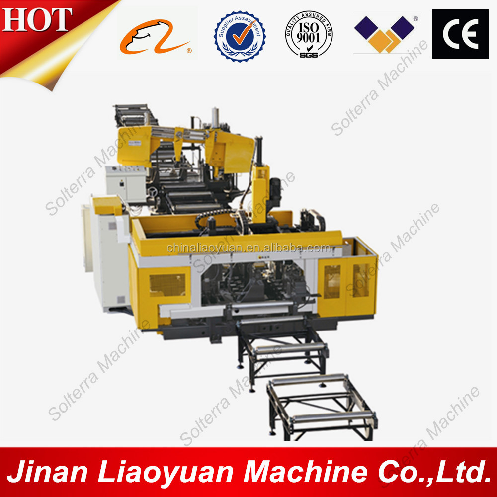 CNC H I Beam Drilling Cutting Line for Steel Construction