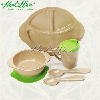 Non-toxic eco friendly childrens dinner set kids tableware sets & Non-toxic Eco Friendly Childrens Dinner SetKids Tableware Sets ...