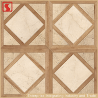 Wholesale Ceramic Floor Tile Installation , Window Style 40 x 40Cm Ceramic Tile