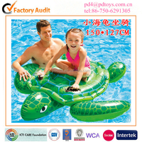 INFLATABLE SEA TURTLE BLOW UP POOL BEACH PARTY CHILDRENS KIDS TOY