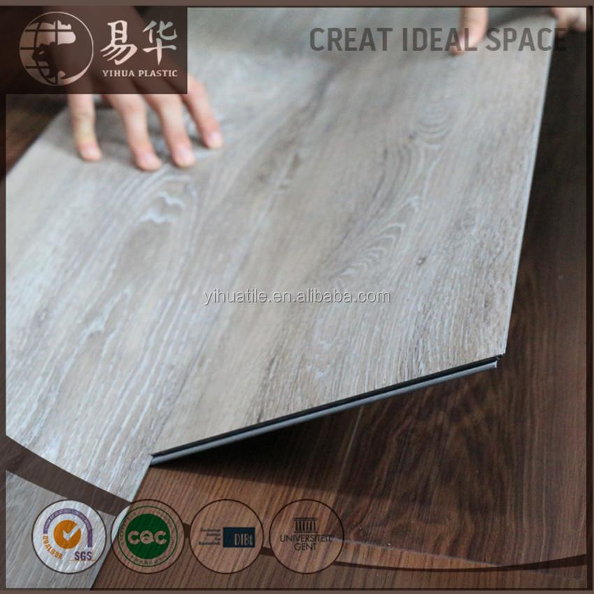 9mm Vinyl Plank Flooring Click Lock Vs
