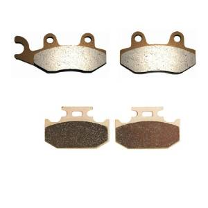 1999-2006 Yamaha TTR250 Sintered HH Front & Rear Brake Pads