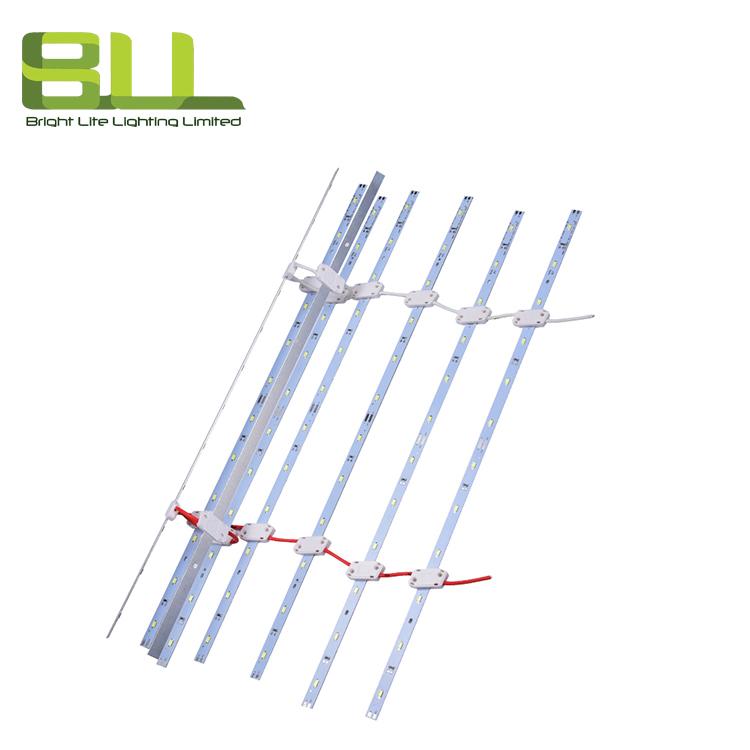 High lumen 5730 LED ladder backlight strip  for  lighting box
