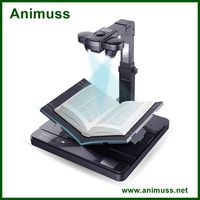 Consumer Electronic Desktop AF Auto focus USB2.0HS Win XP/7/8/Vista smart book scanner