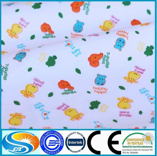 bed sheets set cotton 100%/baby bed sheet bedding set/childrens cotton printed fabric