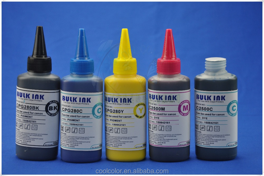 hot sale!!!! bulk ink from china, ink bulk for Epson,HP, Brother and Canon