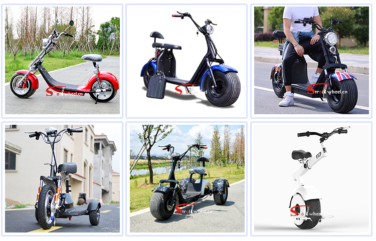 2019 new citycoco 2 wheel self balancing mobility electric chariot covered electric scooter