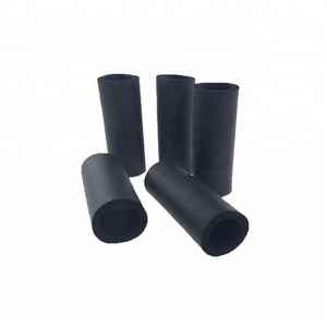 EPDM EPE NBR Silicone waterproof heat Insulation protective rubber foam hollow tube