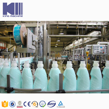 Daily Chemical Product Lines Solution