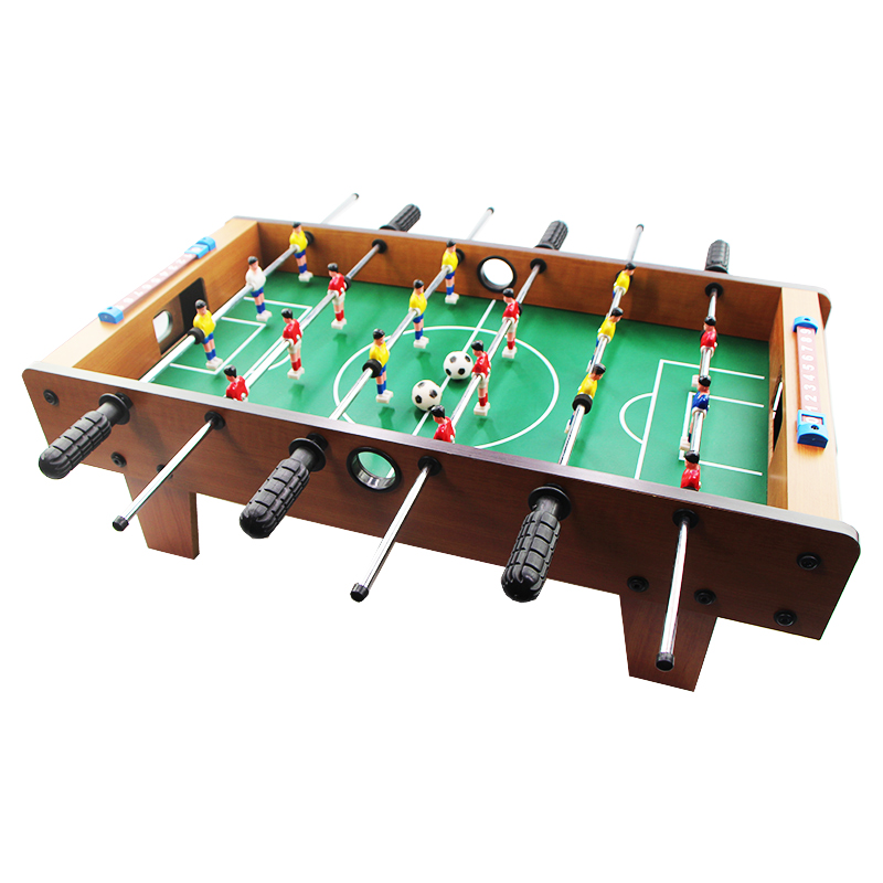 Energetic Mini Table Top Pool Air Hockey Football Foosball Soccer Family Games Toy Gift Sporting Goods
