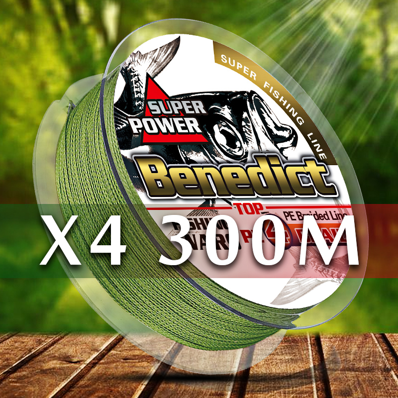 large stock 300M 0.10--0.55mm 6-110LB 4 strands pe braided fishing line, Red;blue;yellow;green;white;grey;black;rainbow