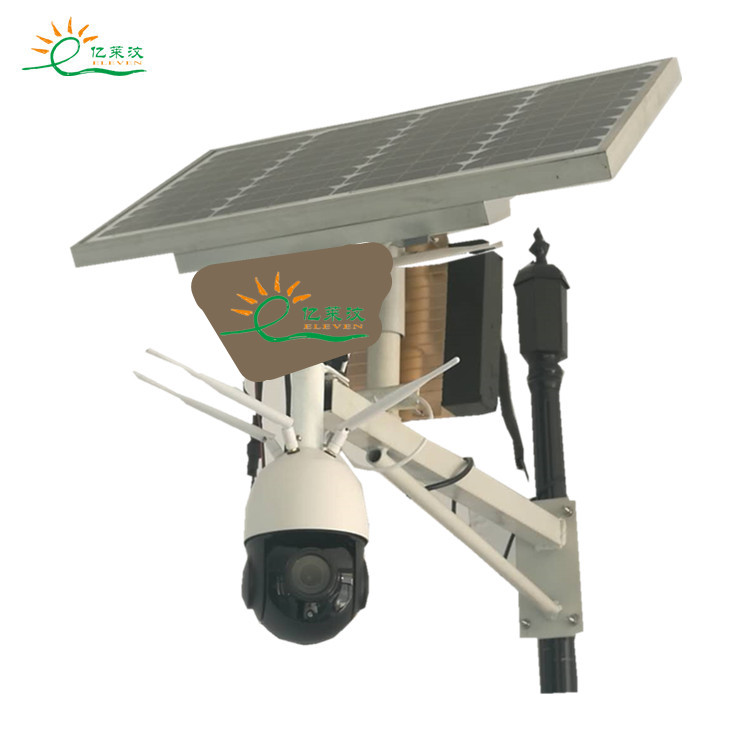 Wifi solar power wireless cctv security <strong>camera</strong>