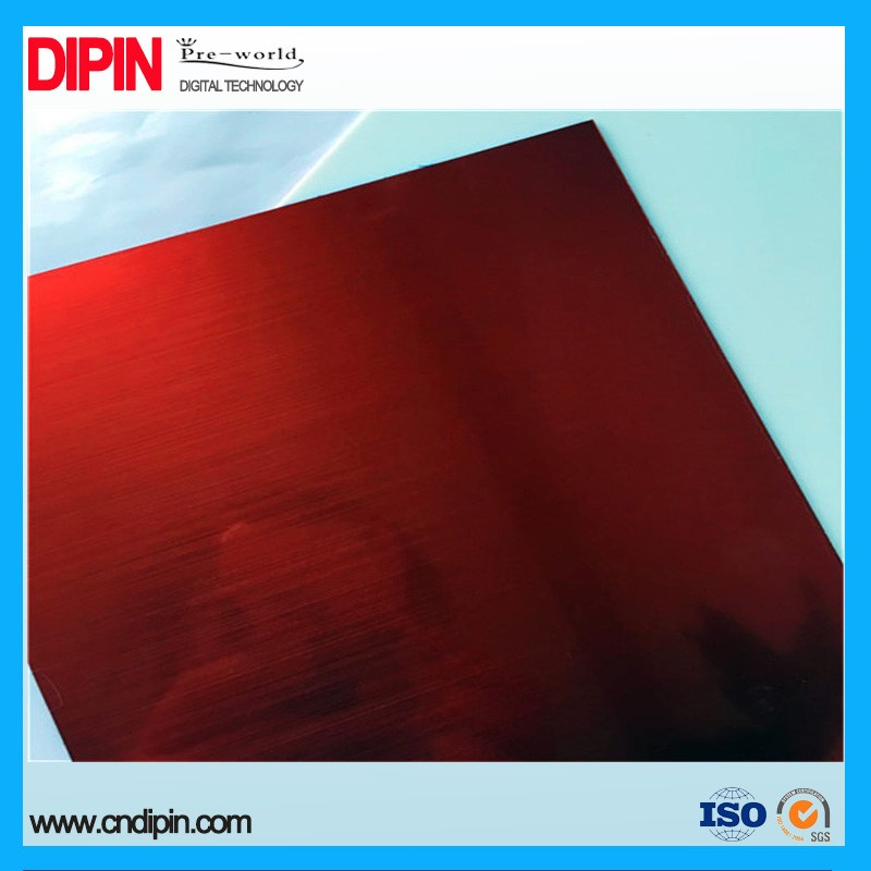 1.5mm thickness abs double color sheet carving <strong>plastic</strong> for sign board