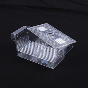 Aquarium Fish Tank fish breeding hormone Seperation Box Hatchery for live fish