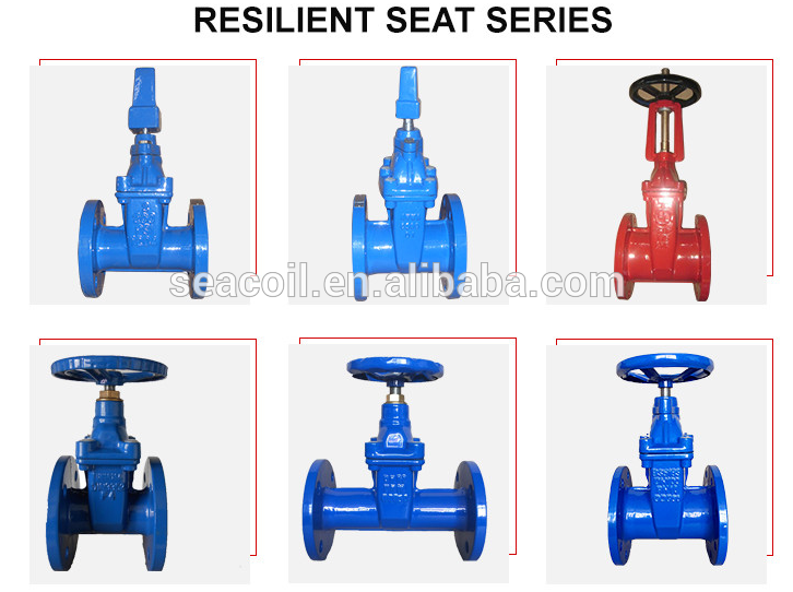 Class 150 DN 40-DN 600 Competitive price hydraulic plate gate valve OS&Y gate valve