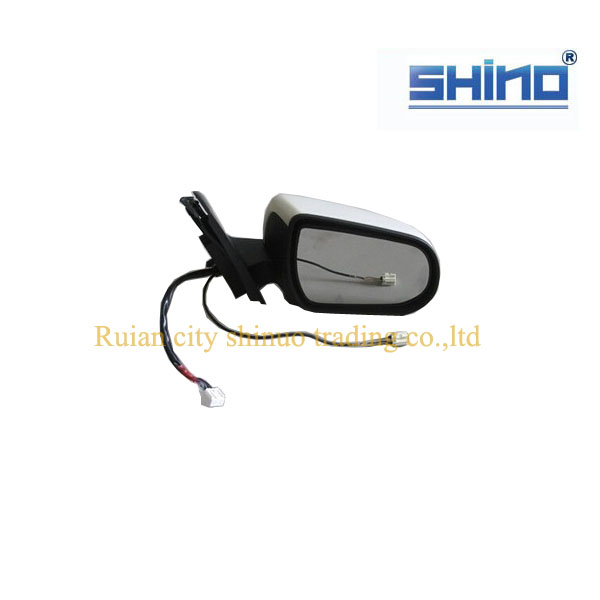 Wholesale Chinese car BYD auto spare parts of BYD S6 view mirror at competitive price
