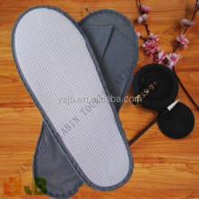 Gray Color Open Toe Disposable Paper Slipper