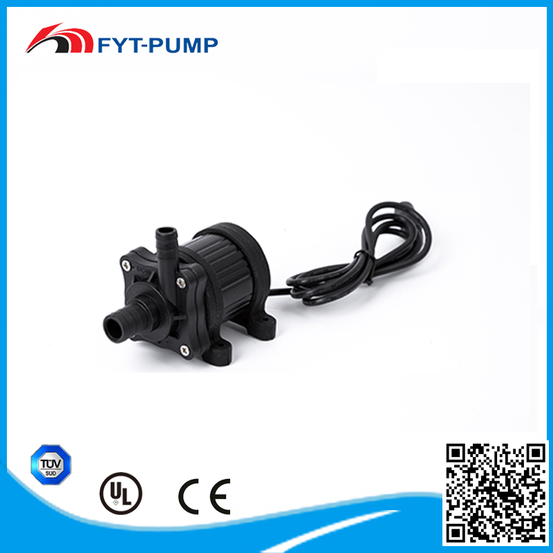CE 350L/h Electric fountain pressure submersible micro dc pumps water