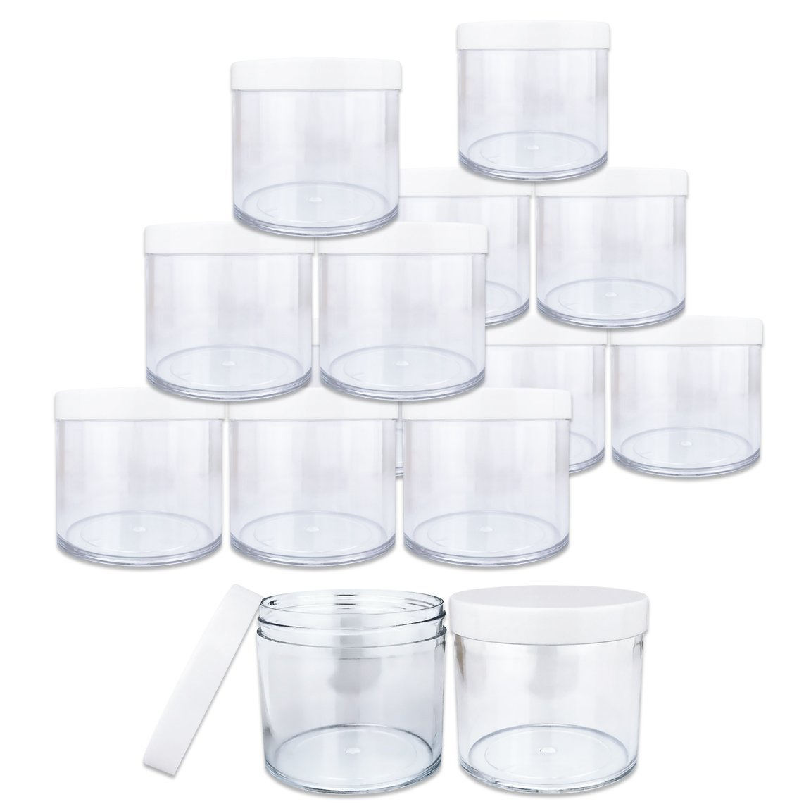 5c23a61946a0 Cheap Luxury Round Acrylic Jars, find Luxury Round Acrylic Jars ...