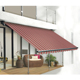 Aluminum Pole Portable 4WD FOX WING AWNING