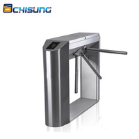 Full Automatic RFID Card Reader Security Turnstile Gate