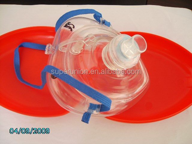 CE/ISO Approval CPR face mask