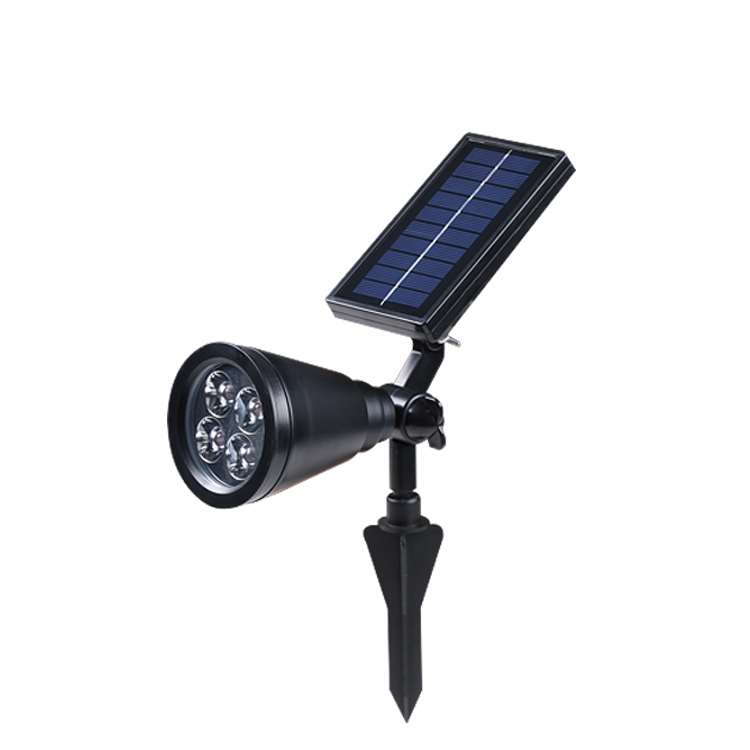 IP65 Outdoor Waterproof park Garden LED Solar Lawn Lamp