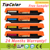 Compatible HP CE310A, CE311A, CE312A, CE313A Color Toner Cartridge for HP CP1025, 1025NW