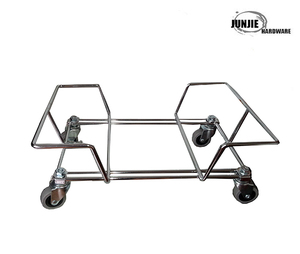 dolly flat cart wooden moving dolly/ trolley moving tool cart for Electrical equipment, Furniture