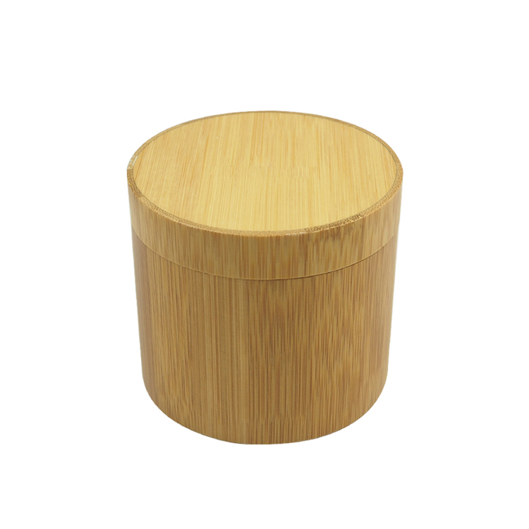 Chinese wholesale wood watch cases round wooden boxes with lids cheap price