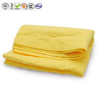 Super Absorb Dry Synthetic Chamois Reusable Cleaning Drying Cloth Soft Durable PVA