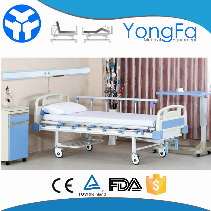 YFC261L Cheap manual hospital bed for sale