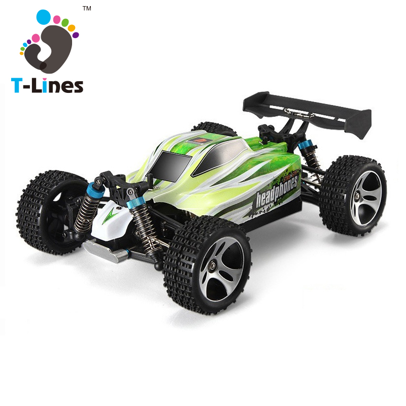 Timeline DIY rc car kit 1:18 wltoys rc mobil buggy