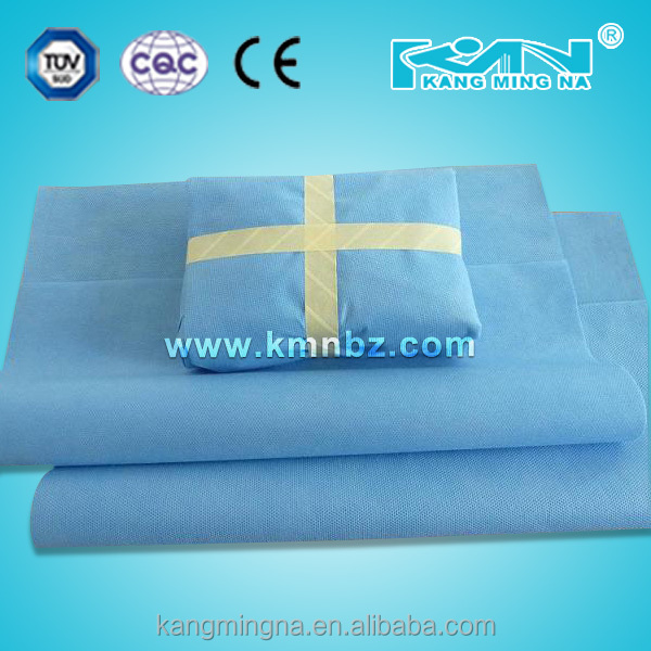 Disposable autoclave sterilizer crepe wrapping paper