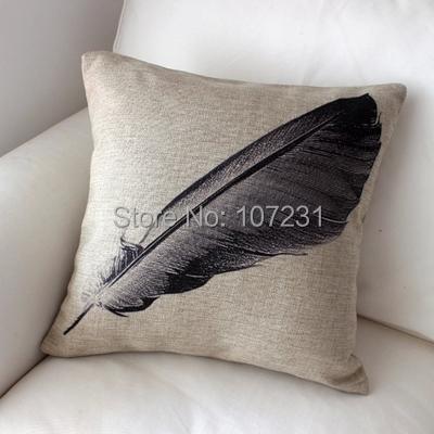 achetez en gros oreiller de plumes noir en ligne des grossistes oreiller de plumes noir. Black Bedroom Furniture Sets. Home Design Ideas