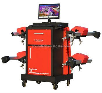 wireless alignment machine