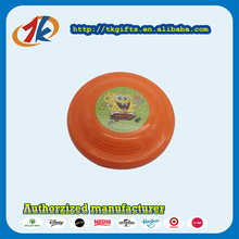 mini PP material dog toys flying disc plastic frisbee
