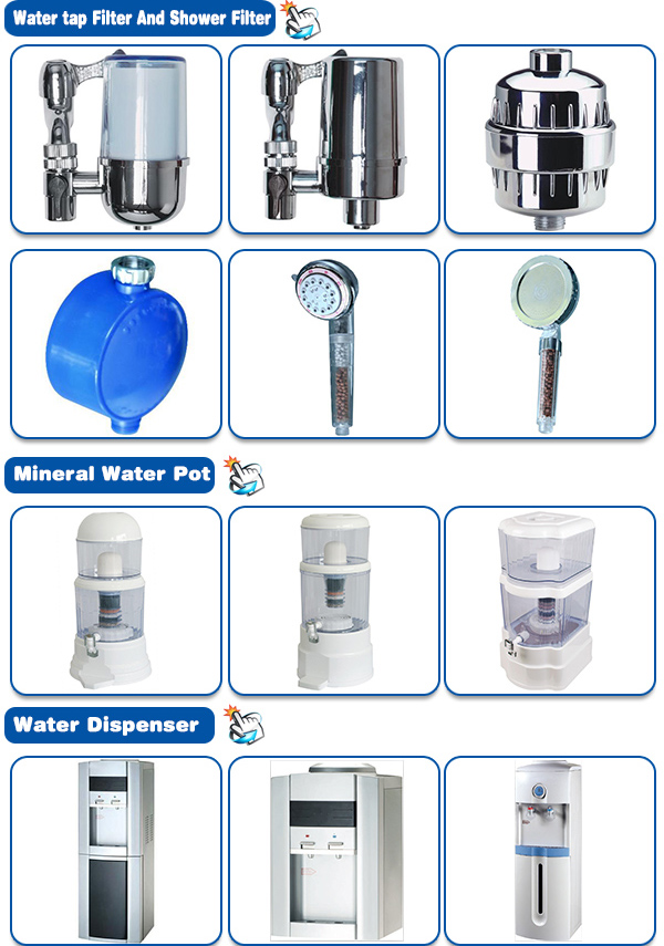 New ablution device with filter cartridge shower filter&shower head integrated products