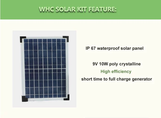 Complete Home Solar Power System 10w Solar Kits For Small House - Buy Solar  Energy Kits,Emergency Kit Lighting For Outdoor,Solar Dc Kits With Led