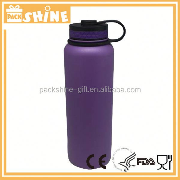 2016 New Design Travel Bottle Thermos Flask Uk With Wide Mouth