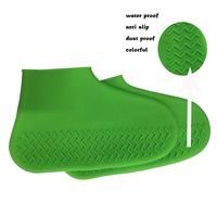 Outdoor Plastic Silicone Reusable Shoes Covers Waterproof Shoes socks Cleaning Overshoes Protecter
