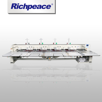 Richpeace Automatic Multi Head High Efficiency Sewing Machine ----4 Sewing Heads