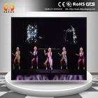 Hologram Films / 3D Holographic Projection / Rear Projetcion Film Advertising Products