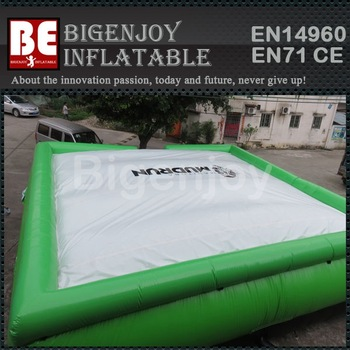 Extrem Sport Inflatable Stunt Air Bag Mountain Bike Jumping