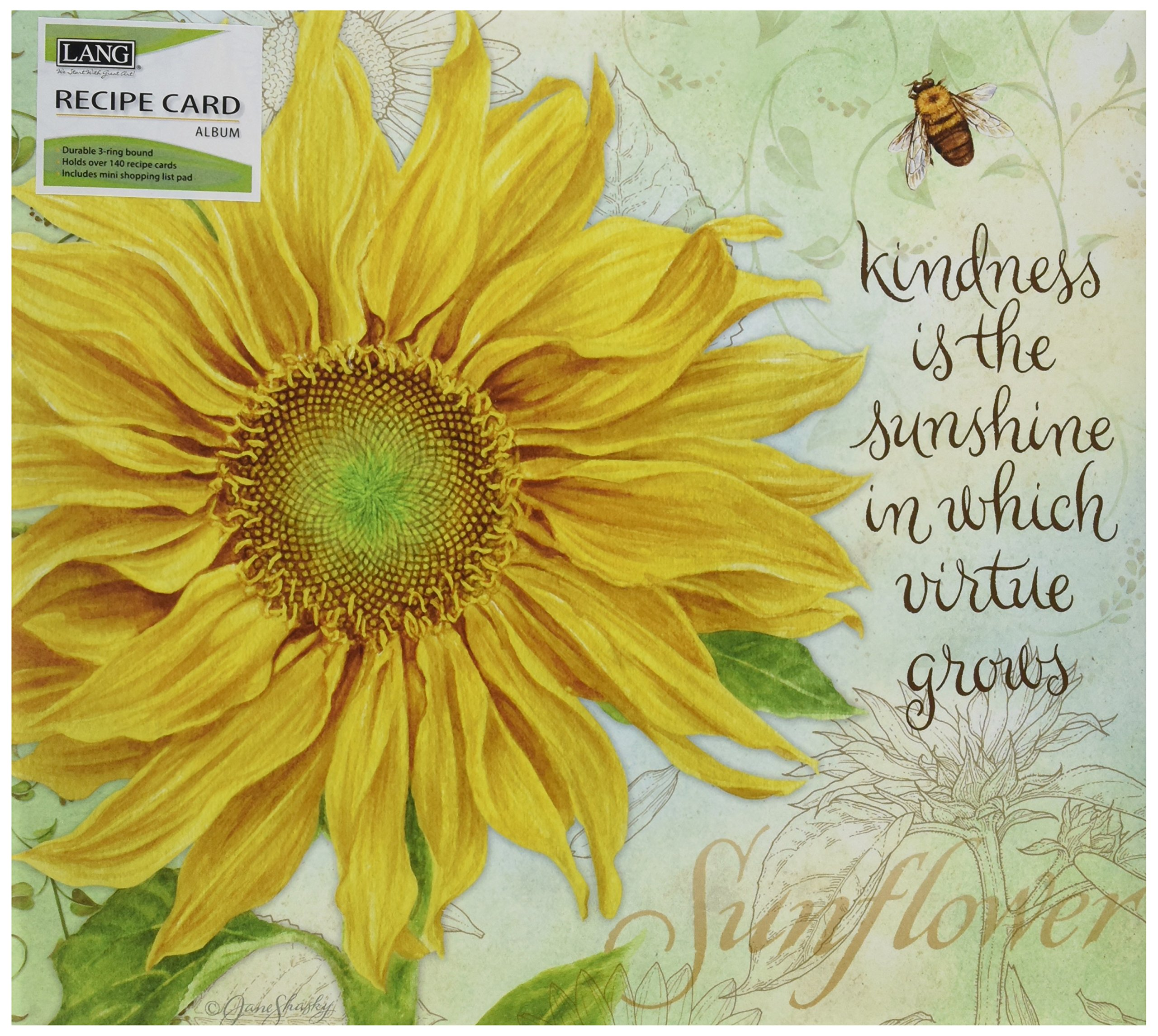 Lang Recipe Card Album, Virtue Grows