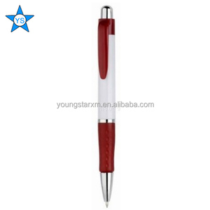 Logo And Company Name Printed Plastic Good Quality Pen